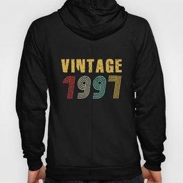 24th Birthday Gift Idea Vintage 1997 Men Women Hoody