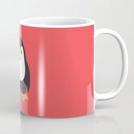 Penguin Happy Coffee Mug
