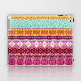 Seamless bright pattern in tribal style Laptop & iPad Skin