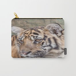 Tiger, Medium Indo-China Carry-All Pouch