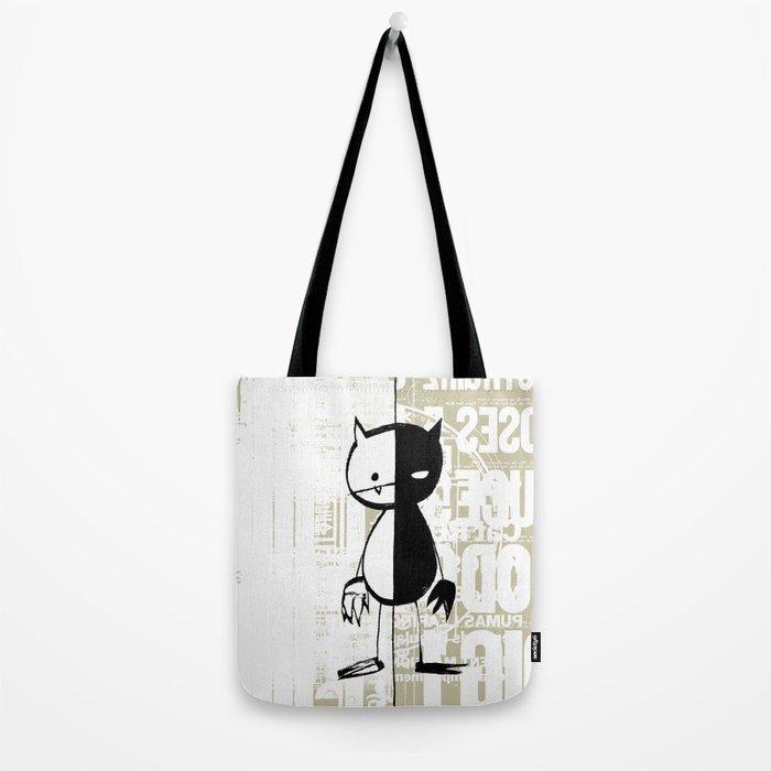 minima - milieu Tote Bag