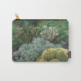 Cactus Garden #1 Carry-All Pouch