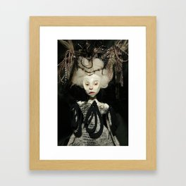 art doll Framed Art Print