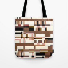 Debussy Little Shepherd (Coffee Colours) Tote Bag