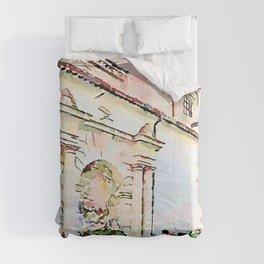 Tivoli: convent building Comforters