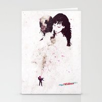 the shining Stationery Cards featuring Shining by  Maʁϟ