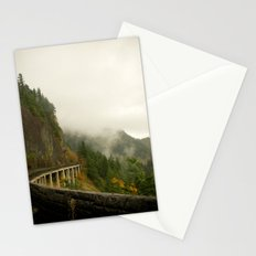 Curvature  Stationery Cards