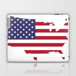 United States Laptop & iPad Skin