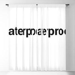 waterproof Blackout Curtain