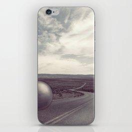 Open Road iPhone Skin