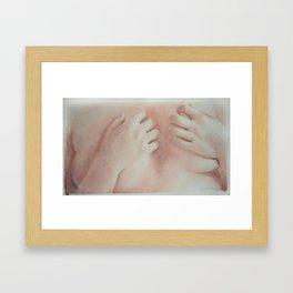 timidez Framed Art Print