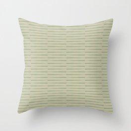 Pick Up Sticks Throw Pillow
