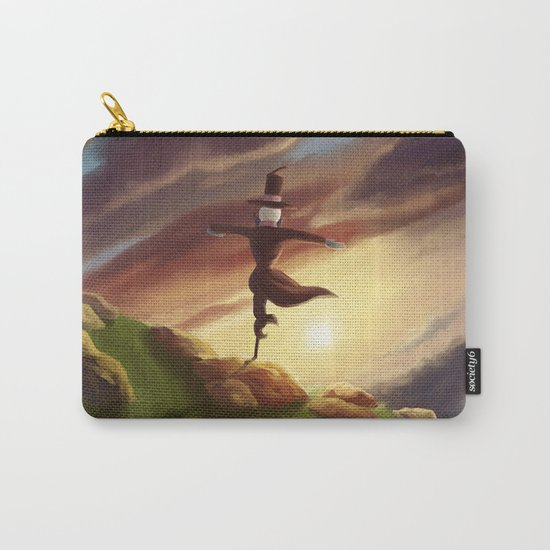 Studio Ghibli - Howl's Moving Castle Carry-All Pouch