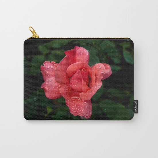 A rose after the rain Carry-All Pouch