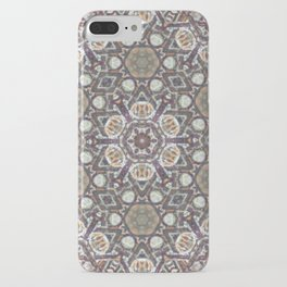 Mandala Of The Earth iPhone Case