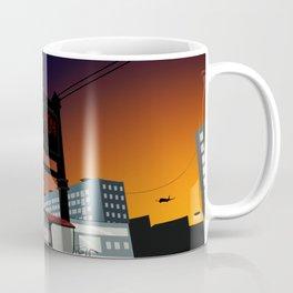 Bus station Coffee Mug