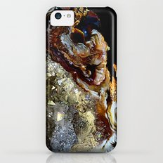 Agate Mineral iPhone 5c Slim Case