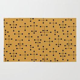 Atomic Era Dots 106 Rug