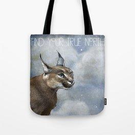 True North Bobcat Tote Bag