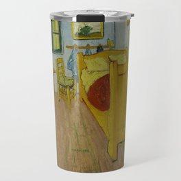 Van Gogh Bedroom in Arles Travel Mug