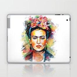 Frida Kahlo Portrait Laptop & iPad Skin