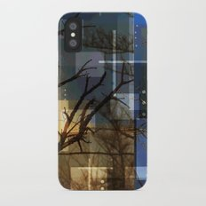 Posterize Dead Trees iPhone X Slim Case