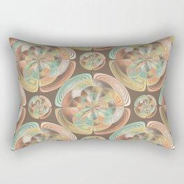 Complex geometric pattern Rectangular Pillow