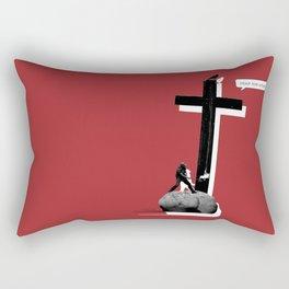 Low blow Rectangular Pillow