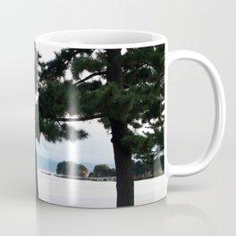 Japanese Cedar Trees Coffee Mug