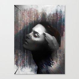 Feed Canvas Print