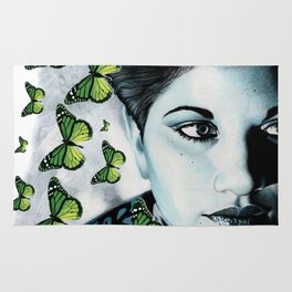 Butterfly 1 Rug