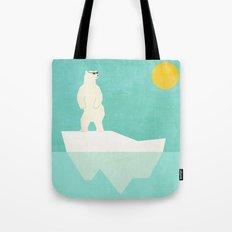 Solar Bear Tote Bag