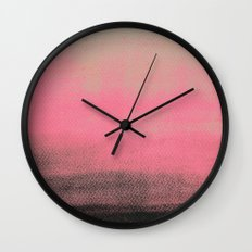 Space Between Wall Clock