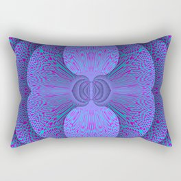 A Strange Universe Rectangular Pillow