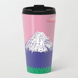 MT. FUJI (PASTEL TONES) Travel Mug