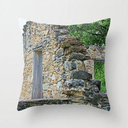 Doorway to Nowhere Throw Pillow