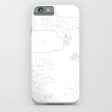 land of 15 towns and a cemetary iPhone 6s Slim Case