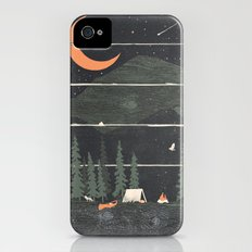 Wish I Was Camping... iPhone (4, 4s) Slim Case