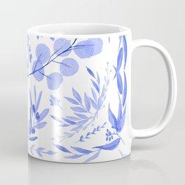 Indigo Scene Coffee Mug
