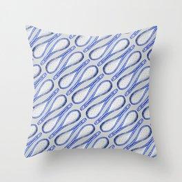 Spooning Throw Pillow