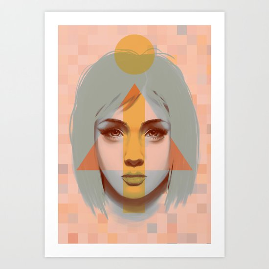 Reinvention Art Print