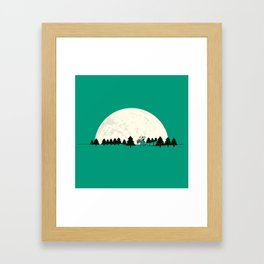 Christmas the 25th Framed Art Print