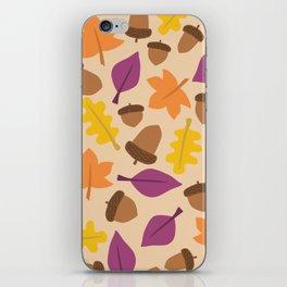 Acorn iPhone Skin
