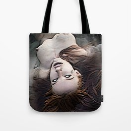 Salem Witch Dead In the Water Tote Bag