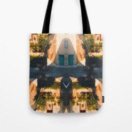 La Rue Provençale Photographic Pattern #2 Tote Bag