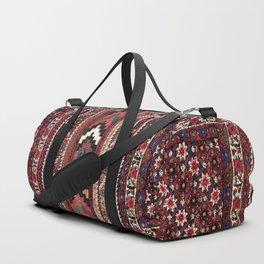 Afshar Khorjin Kerman South Persian Double Bag Print Duffle Bag
