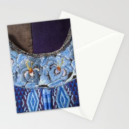 Guatemala - Hiupil of Flowers Stationery Cards