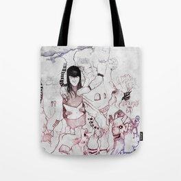 Lomb Tote Bag