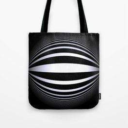 black-and-white -02- Tote Bag