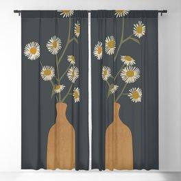 Flowers Blackout Curtain